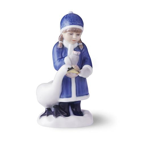 2017 Royal Copenhagen Annual Figurine