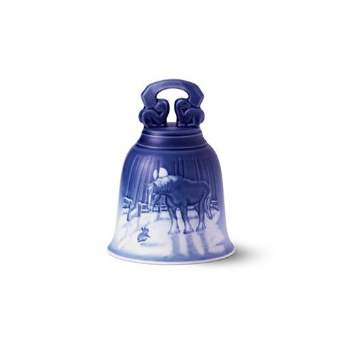 2019 Christmas Bell by Royal Copenhagen
