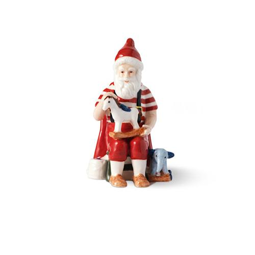 2019 Annual Santa Figurine by Royal Copenhagen