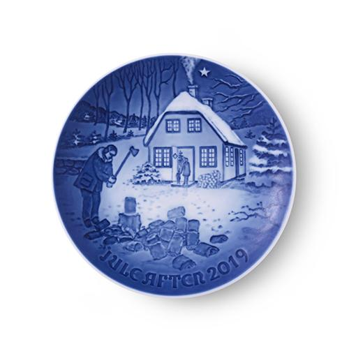 2019 Christmas Plate by Bing & Grondahl