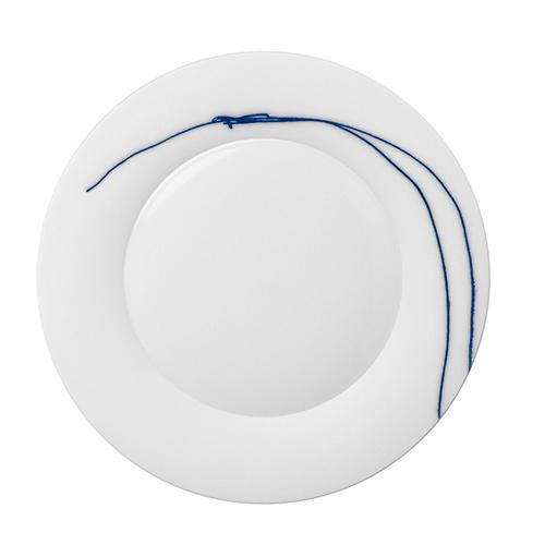 "Granat Salad Plate 9.1"" by Hering Berlin"