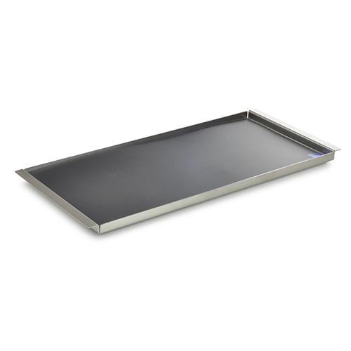 "S Tablett Rectangular Stainless Steel 12"" Tray by Mono Germany"