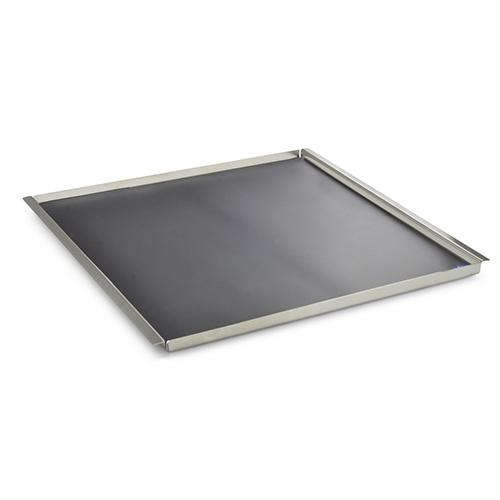 "M Tablett Square Stainless Steel 12"" Tray by Mono Germany"