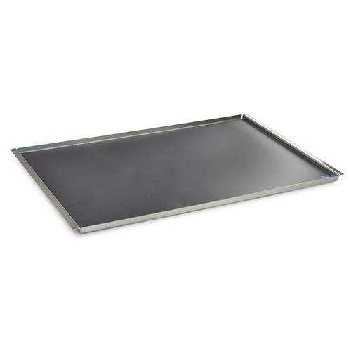 "L Tablett Rectangular Stainless Steel 18.5"" Tray by Mono Germany"