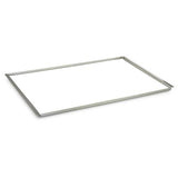 "ML Tablett Rectangular Stainless Steel 12"" Tray by Mono Germany"