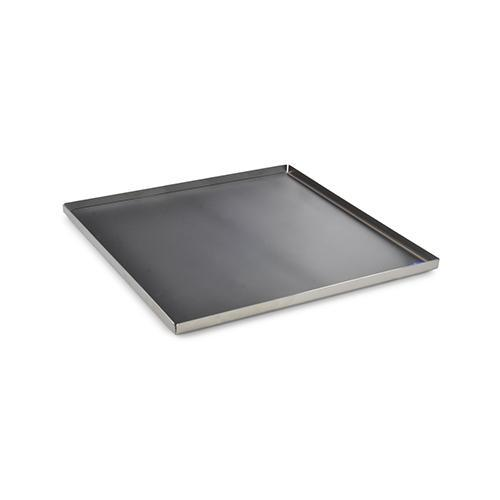 "Tablett Square Stainless Steel 12"" Dinner Tray by Mono Germany"