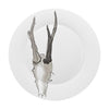 Piqueur Charger Plate, Roe Buck, 12.6