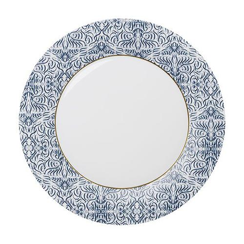 "Alif Charger Plate, 12.6"" by Hering Berlin"