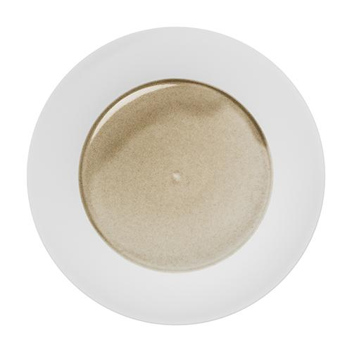 "Silent Brass Charger Plate, 12.6"" by Hering Berlin"