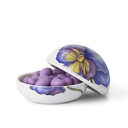 2020 Pansy Bonboniere by Royal Copenhagen