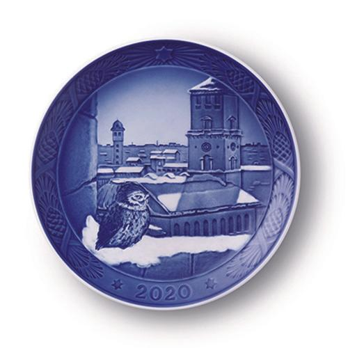 2020 Christmas Plate by Royal Copenhagen