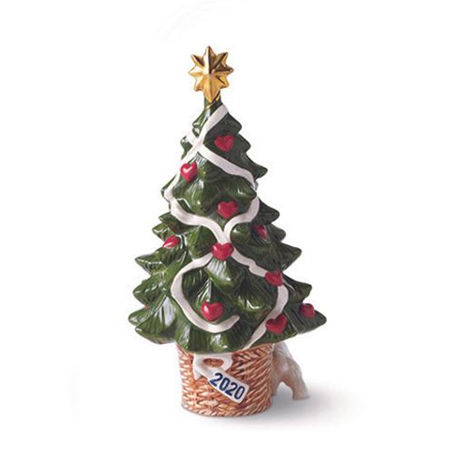 2020 Annual Christmas Tree Figurine by Royal Copenhagen