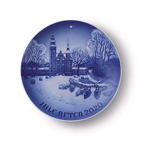2020 Annual Christmas Plate by Bing and Grondahl