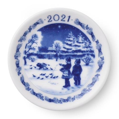 2021 Annual Plaquette by Royal Copenhagen