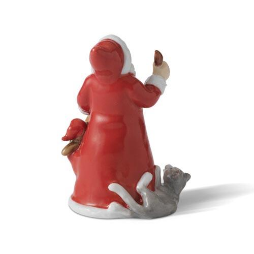 2021 Santa Figurine by Royal Copenhagen
