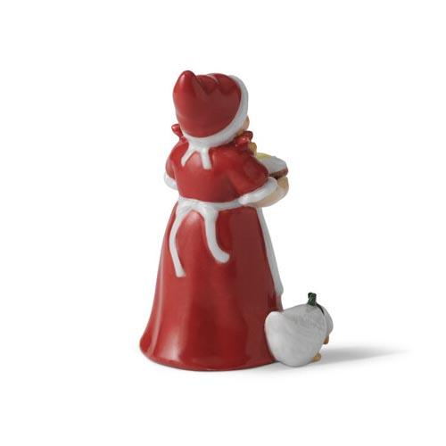 2021 Santa's Wife Figurine by Royal Copenhagen