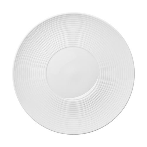 "Pulse Coupe Plate, 12.2"" by Hering Berlin"