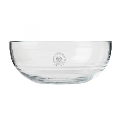 "Berry and Thread Glassware 11.75"" Bowl by Juliska"