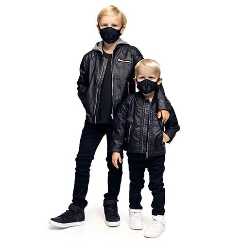 Urban Air Mask 2.0, Onyx Black by Airinum