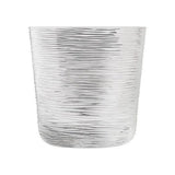Groove Double Old Fashioned Whiskey Glass by Hering Berlin
