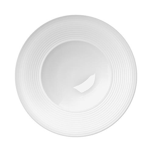 "Pulse Pasta Plate, 11.8"" by Hering Berlin"