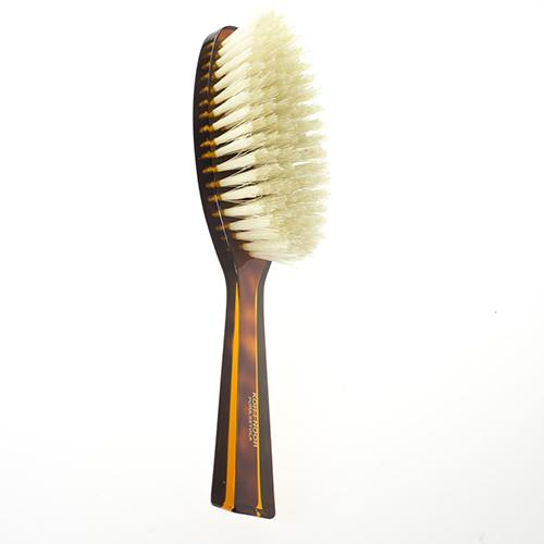 Large Oval Boar Bristle Hairbrush by Koh-I-Noor Italy