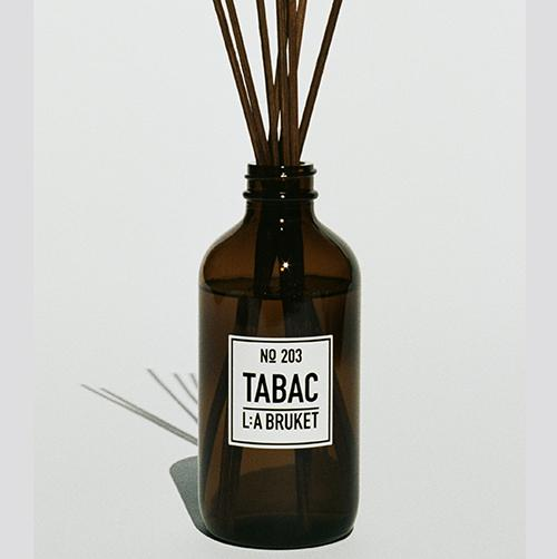 No. 203 Tabac Room Diffuser by L:A Bruket
