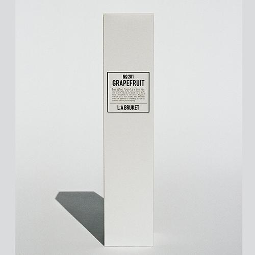 No. 201 Grapefruit Room Diffuser by L:A Bruket