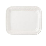 Le Panier Whitewash 14.5' Platter by Juliska