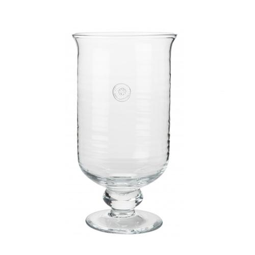 "Berry and Thread Glassware 15.75"" Hurricane by Juliska"
