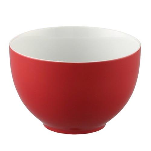 Sunny Day Cereal Bowl, Red by Thomas