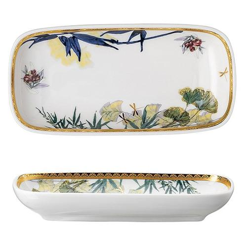 "Heritage Turandot Tray, 5.75"" by Gianni Cinti for Rosenthal"