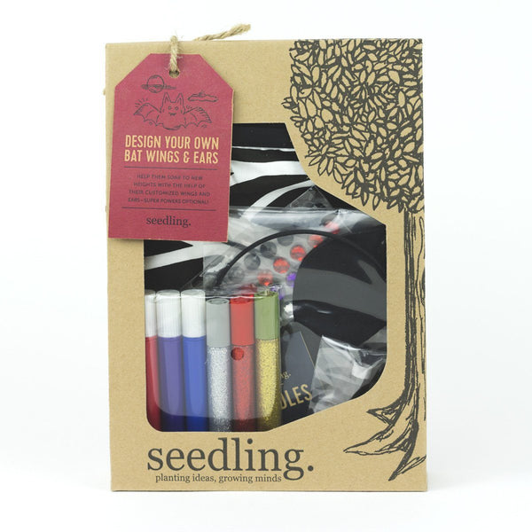 Design Your Own Bat Wings & Ears Kit by Seedling