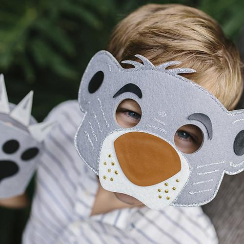 Jungle Book: Design Your Own Bear Mask & Paws Kit by Disney & Seedling