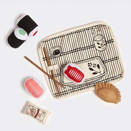 LET'S ROLL! I ❤️ SUSHI KIT by Seedling Littles