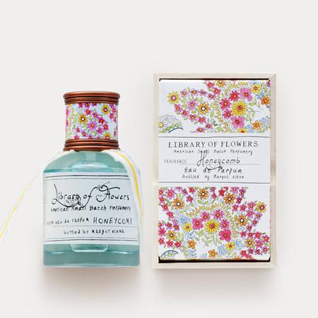 Library of Flowers Honeycomb Eau de Parfum