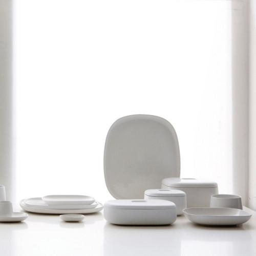 Ovale Salad Bowl by Ronan & Erwan Bouroullec for Alessi
