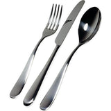 Nuovo Milano 24 Piece Flatware Set by Ettore Sottsass for Alessi