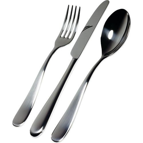 Nuovo Milano 30 Piece Flatware Set by Ettore Sottsass for Alessi