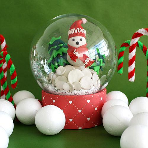 Let it Snow! Snow Globe Kit by Seedling