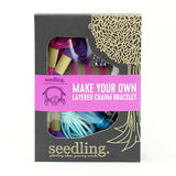 Make Your Own Charm Bracelet Kit by Seedling