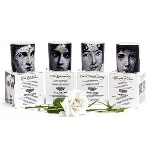 Aphrodite Scented Candle Collection by Coreterno