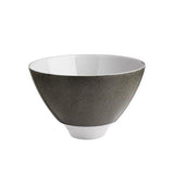 Silent Iron Cafe Latte or Soup Bowl by Hering Berlin
