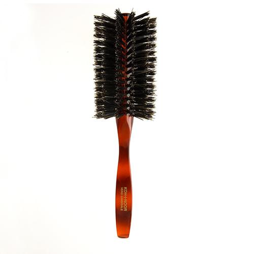 Jaspe Wave/Curl Boar Bristle Hairbrush by Koh-I-Noor Italy