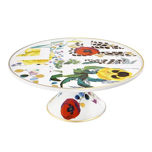 Primavera Cake Stand by Christian Lacroix for Vista Alegre