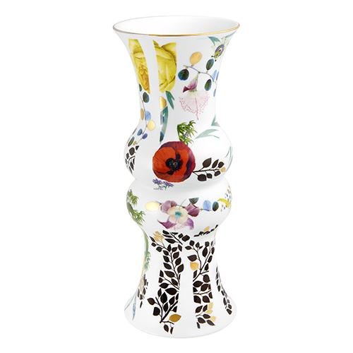"Primavera 15.75"" Vase by Christian Lacroix for Vista Alegre"