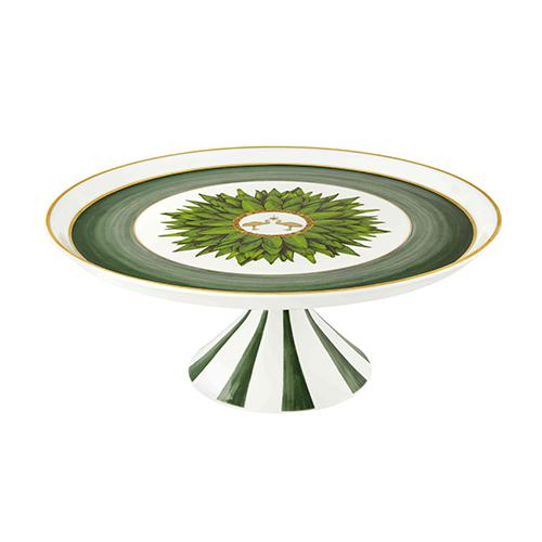 "Amazonia Large Cake Stand, 11.2"" by Vista Alegre"