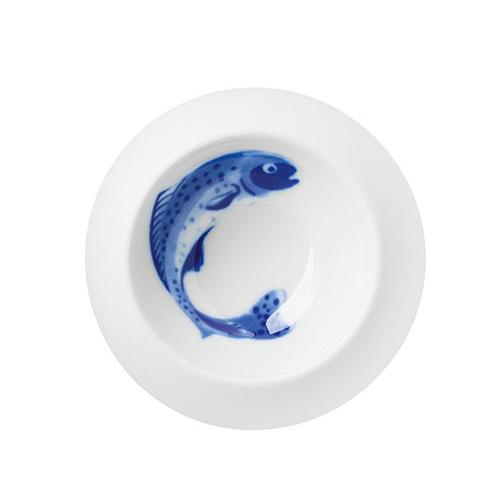 Ocean Butter or Sauce Dish by Hering Berlin