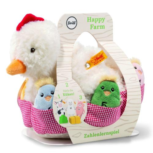 Happy Farm Numbers Counting Game by Steiff