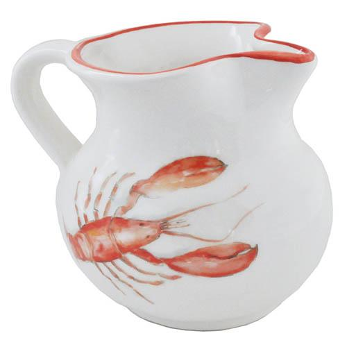 "Lobster Pitcher, 6"", 38 oz. by Abbiamo Tutto"